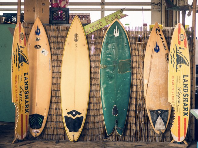 Budget surf holidays