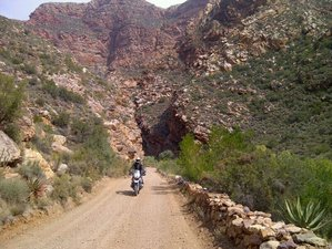 4 Days Garden Route and Karoo Discovery Guided Motorcycle Tour in South Africa