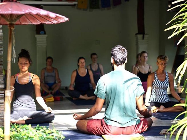 11 Days 200-Hour Hatha Yoga Teacher Training in Koh Samui, Thailand