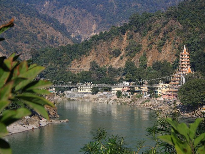 10 Days Meditation and Chanting Yoga Retreat  in Rishikesh INDIA