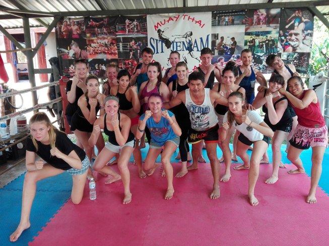 7 Days Authentic Muay Thai Camp in Thailand