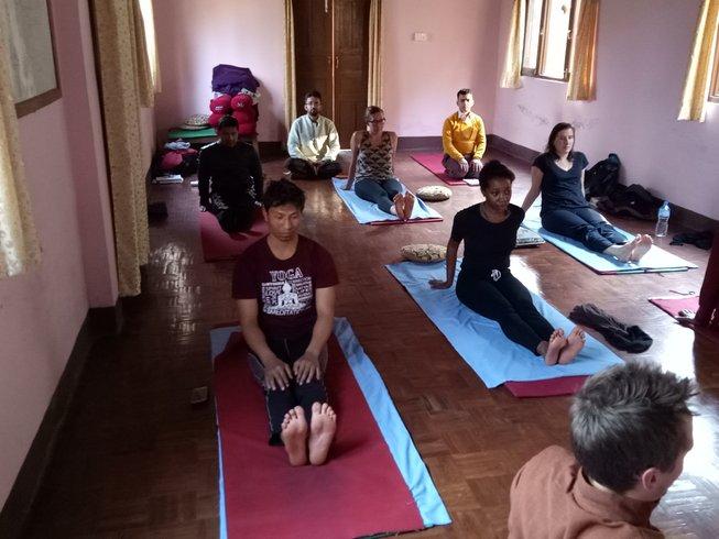 29 Days 200-Hour Yoga Teacher Training in Kathamandu, Nepal