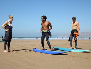 14 Days Surf Camp for Surfers of All Levels in Tamraght, Agadir