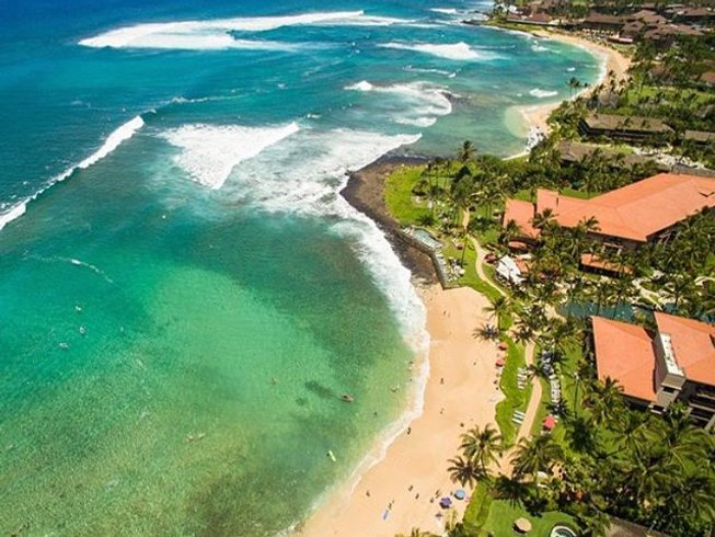 6 Days Surf Camp with a Pro in Hawaii