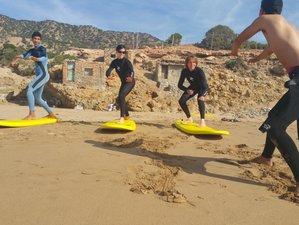 7 Days Exciting Surf Camp in Moknari, Tamri, Morocco