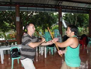 2 Months Extensive Escrima Training in Cebu, Philippines