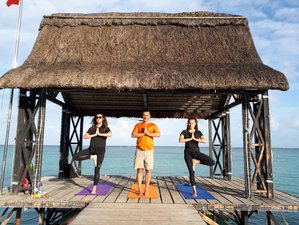 4 Day Yoga Meditation and Detox Retreat in Trou Aux Biches