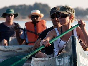 4-Daagse Mana Shorline Kano Safari in Zimbabwe