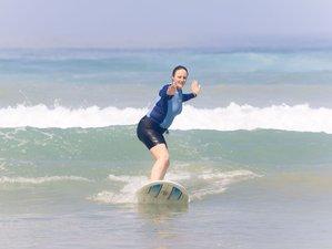 7 Tage Luxuriöses Surf und Yoga Retreat für Frauen in Santa Teresa, Puntarenas