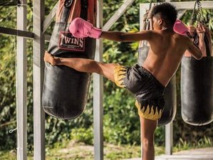 28 Days All Inclusive Muay Thai and Conditioning Retreat in Phuket, Thailand