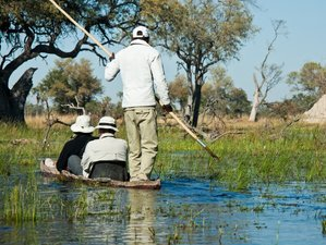 5 Days Mokoro Chobe National Park Safari