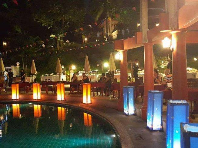 10 Tage Gesundheit, Meditation und Yoga Retreat auf Koh Samui, Thailand