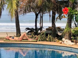 8 Days High Vibration Private Cleansing: Detox, Meditation, and Yoga Retreat in Troncones, Mexico