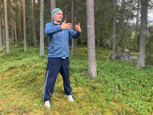 1 Month Yoga, Meditation, and Tai Chi Training Under the Northern Lights in Swedish Lapland