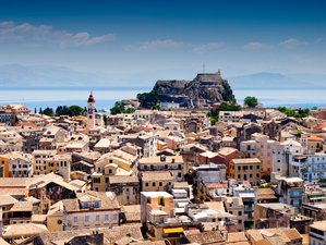 7 Days Venetian Corfu Cooking Vacations in Greece