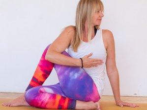 8 Day 50-Hour Intermediate Yoga Teacher Training - Purusha (Principles of Consciousness) Ibiza