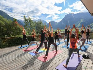 7 Days Outdoor & Mountain Yoga Retreat in Austria