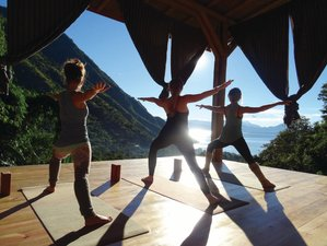 4 Week 200-Hour Sacred Earth Yoga Teacher Training in Tzununa, Lake Atitlan