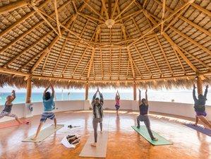 6 días explorando la gratitud: retiro de yoga de Acción de Gracias en Baja, México
