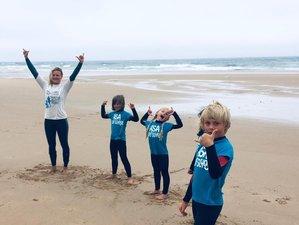 5 Day Family Climb and Surf Camp in Praia da Luz, Lagos