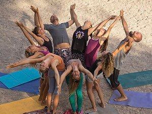 7 Days Acroyoga Retreat in Ibiza