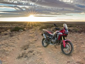 5 Days Luxury Guided Motorcycle Tour in Western Cape, South Africa