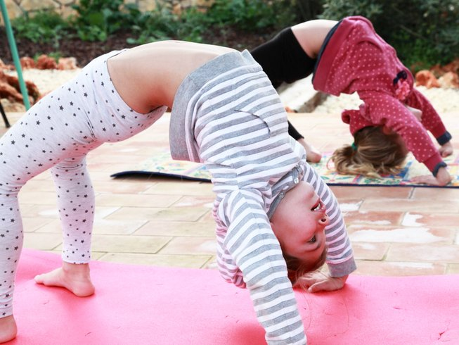 4 Days Family Yoga Retreat in Portugal