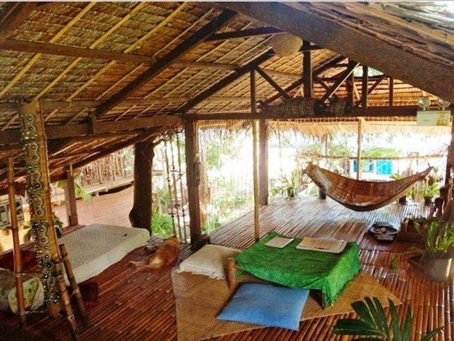 12-Daagse Diepe Natuur Reiniging Detox Retraite in Palawan, Filippijnen