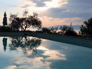 8 Tage Das Leben ist Schön Yoga, Kultur und Genuss Retreat in der Toskana, Italien