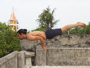 7 jours en stage de yoga pour se détendre et se ressourcer à Rishikesh, Inde