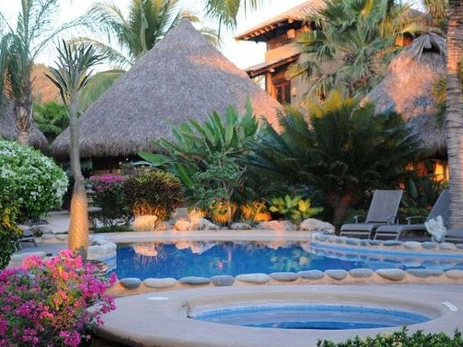8 Days Present Moment Meditation and Yoga Retreat in Troncones, Mexico
