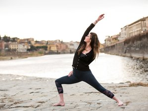 8 Day Enchanting Vinyasa Yoga and Vogue Holiday in Florence, Italy