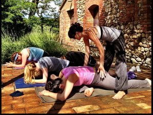 7 Days Art and Yoga Retreat in Italy