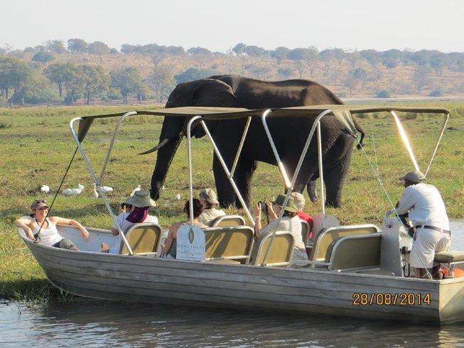 8 Days Victoria Falls to Okavango Delta Safari in Zimbabwe and Botswana