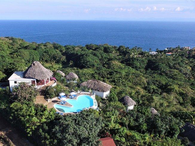7 Tage Yoga und Meditations Retreat in Samaná, Karibik