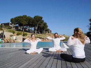 8 Days Meditation and Kundalini Yoga Retreat Portugal