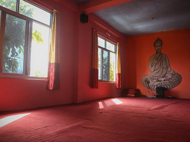 28 Days 200-Hours Yoga Teacher Training Western Development Region, Nepal