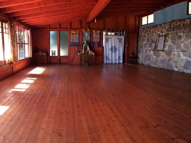 7 jours en retraite de yoga, méditation, detox et guérison sacrée en Algarve, Portugal