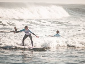 6 Days Surf and Yoga Holiday in Pichilemu, Chile