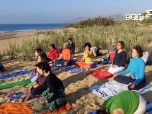 8 Days Yoga and Tai Chi Holiday in Porto Santo Island, Portugal