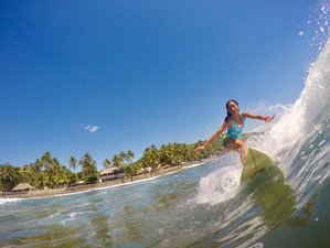 6 Days Beyond The Surf Camp in La Libertad, El Salvador