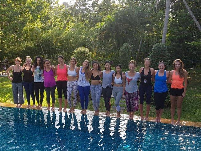22 Days 200-Hour Yoga Teacher Training in Koh Phangan, Thailand
