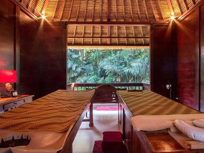 4 Days Yoga and Wellness Retreat in Bali, Indonesia