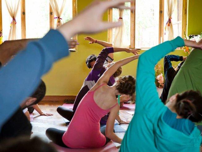 10 Days Happy Me Yoga Retreat in Cusco, Peru