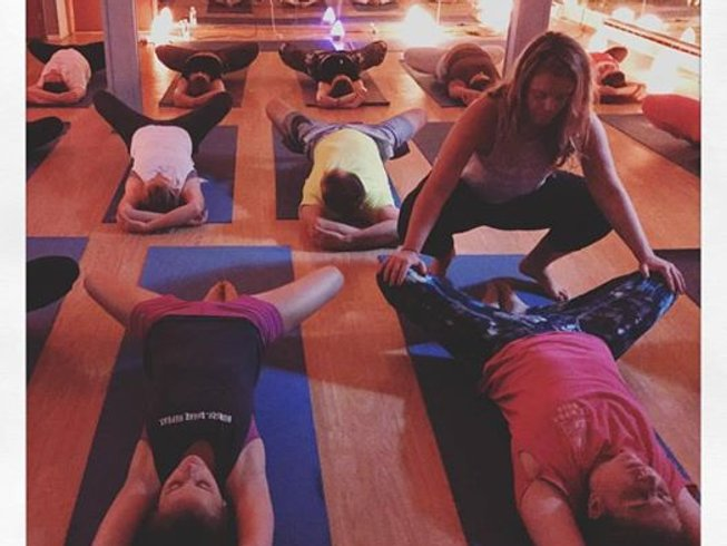 3 jours en week-end de yoga à Beach Town, New York, États-Unis