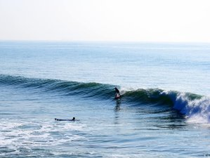 8 Days Guided Surf Camp Tamawanza, Agadir, Morocco