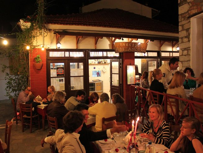 8 Days Cooking Holidays in Greece