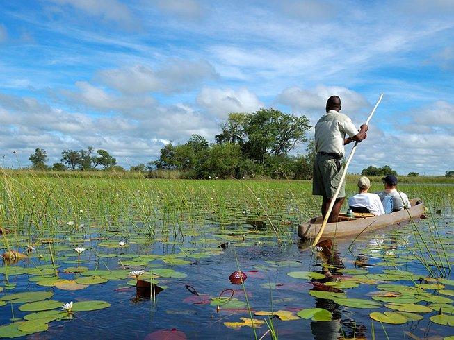 4 Days Mokoro Safari in Botswana