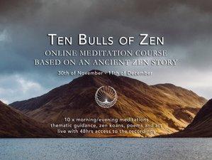 2 Week Online Meditation Course: Ten Bulls of Zen