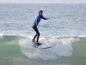 7 Day Semi-Private Surf Lessons For All Levels in Tenerife, Canary Islands